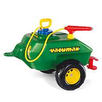 Цистерна с помпой Rolly Toys RollyVacumax Зеленый (122868)