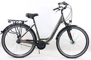 Велосипед Prophete 28 Nexus 7 Graphite Німеччина