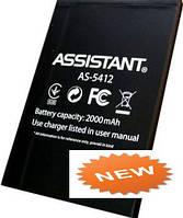Аккумулятор для Assistant AS-5412 Puls