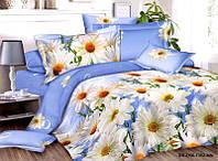 Евро набор постельного белья Ранфорс 147