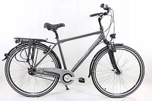Міський велосипед Curtis 28 Nexus 7 Grau Німеччина