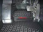 К/с Subaru Legacy коврики салона в салон на SUBARU Субару Legacy IV sd (03-) полиур., фото 4
