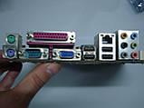 Материнская плата Socket775 Asus P5LD2-VM DDR2 память, фото 2