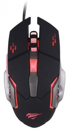 Мышь игровая проводная Havit HV-MS783  black