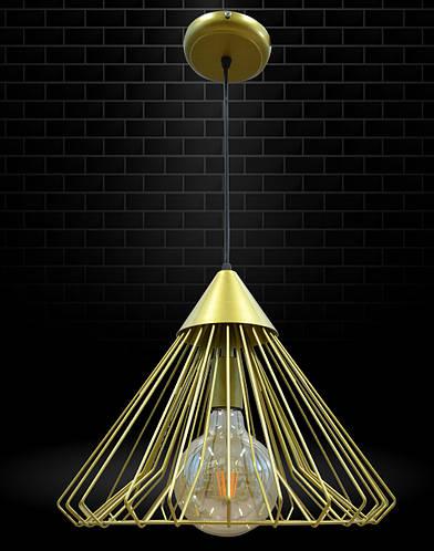 Потолочный подвесной Loft-светильник NL 0539-1G