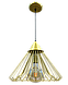 Потолочный подвесной Loft-светильник NL 0539-1G, фото 2