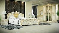 Спальня 6Д Кармен нова Люкс  (Світ меблів) , фото 1