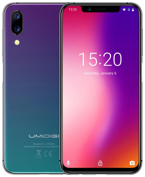 Umidigi One Pro 4/64 Gb twilight