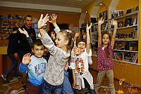 Квест для детей в Днепровском районе от Склянка мрiй