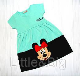 Платье на девочку  (0303)  6-7 лет