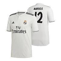 Футбольная форма Реал Мадрид домашняя Marcelo (2018-2019), Adidas, Клуб, 1d00f0805e7