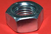 Гайка М100 DIN 934 оцинкованная, фото 1