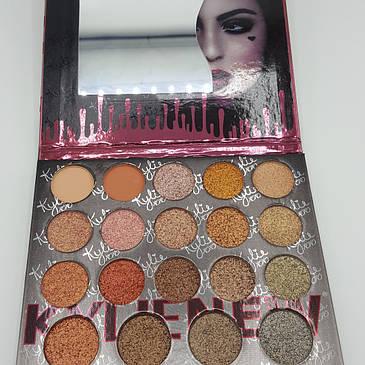 Набор теней KYLIE NEW eyeshadow palette 23 цвета, фото 2