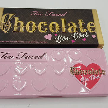 Набор теней Chocolate Bon Bons eye shadow collection, фото 2