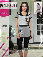 Домашній одяг жіночій Polkan в Україні. Порівняти ціни f6972b8c3a37a