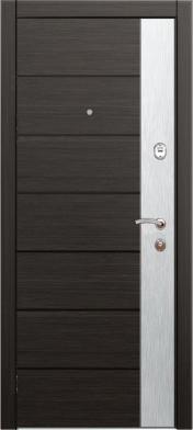 Входная дверь с отделкой  VIP-6