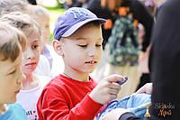 Квест для детей на улице в Киеве от Склянка мрiй