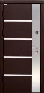 Входная дверь с отделкой  VIP-7