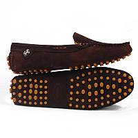 Балетки женские..Женские туфли. Коричневый