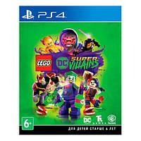 Гра Sony PS4 LEGO DC Super Villains (російські субтитри)