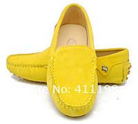 Балетки женские..Женские туфли. Желтый