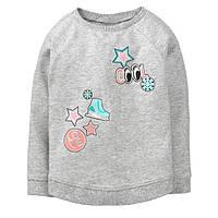Пуловер Crazy8 реглан свитер свитшот кофточка на 3, 4, 5 лет