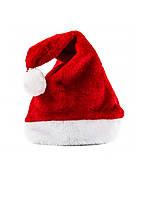 Новогодняя шапка Деда Мороза А-1049