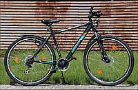 Велосипед Zundapp 29 Shimano Tourney 21 Schwarz Німеччина, фото 1