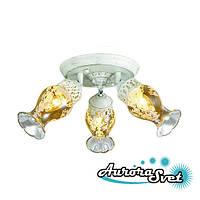 Люстра подвесная AuroraSvet 021. LED светильник люстра. Светодиодный светильник люстра.