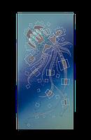 """Металокерамічний дизайн-обігрівач UDEN-S """"Медуза"""", фото 1"""