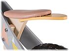 Велобіг LIONELO CASPER Beige, фото 6
