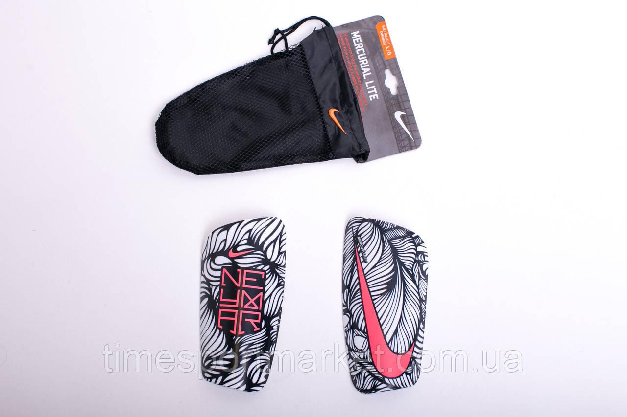 Щитки для футбола Nike Mercurial Lite 1066 футбольные щитки