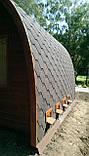 Апи-домик Модель №4 (в виде Юрты), фото 5