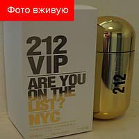 80 ml Carolina Herrera 212 VIP Gold. Eau de Parfum   Парфюмированная Вода Каролина Хэрерра Вип Голд 80 мл