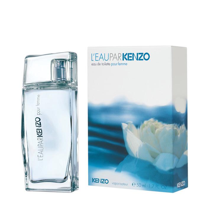Женская туалетная вода Kenzo leau par pour femme 50 ml