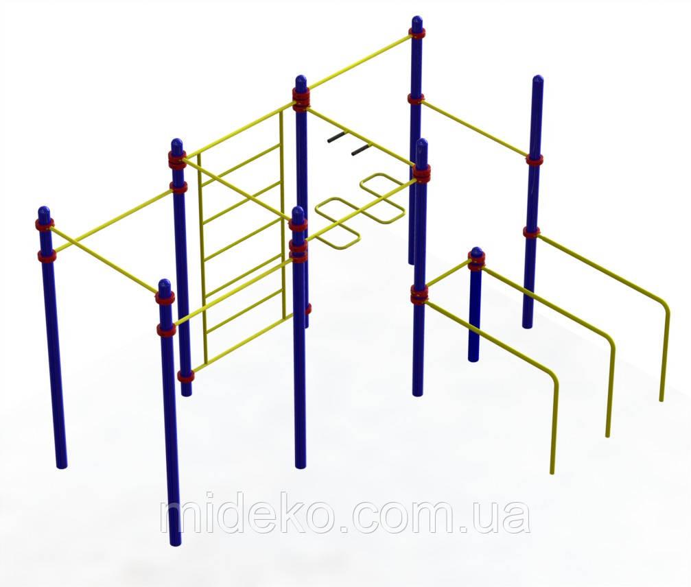 Спортивный комплекс Воркаут-201