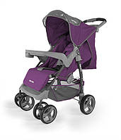 Прогулочная коляска Milly Mally Vip Фиолетовая (0195)