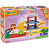 "Іграшковий набір Wader Гараж ""Kid Cars 3D""53020, 2 поверхи, размер 3.4 метра"