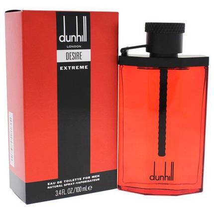 Мужская туалетная вода Desire Extreme Alfred Dunhill 100 мл, фото 2