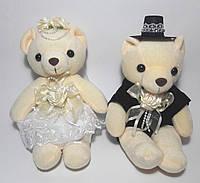 Игрушки для букетов пара Жених и невеста