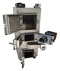 Пеллетный котел 60 кВт DM-STELLA, фото 3
