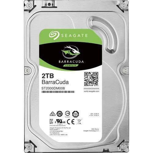 Жесткий диск 3.5' 2Tb Seagate Enterprise Capacity, SATA3, 256Mb, 7200 rpm (ST200
