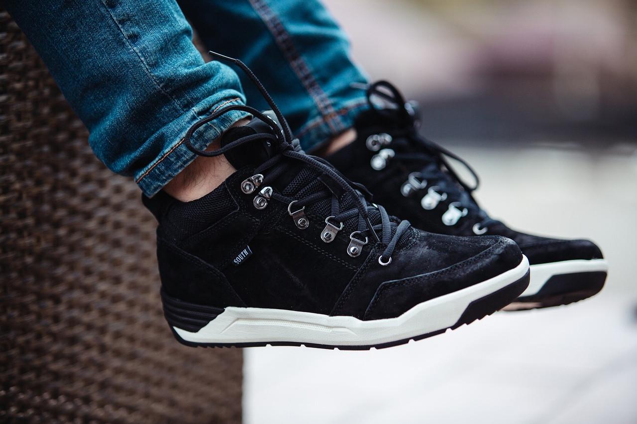 Кросівки South fenix black