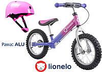 Велобег Lionelo Dex 12 Purple Польша