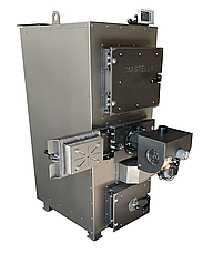 Котел на пеллетах 60 кВт DM-STELLA (двухконтурный), фото 3