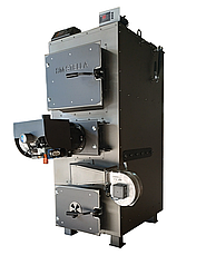Котел на пеллетах 80 кВт DM-STELLA (двухконтурный), фото 3