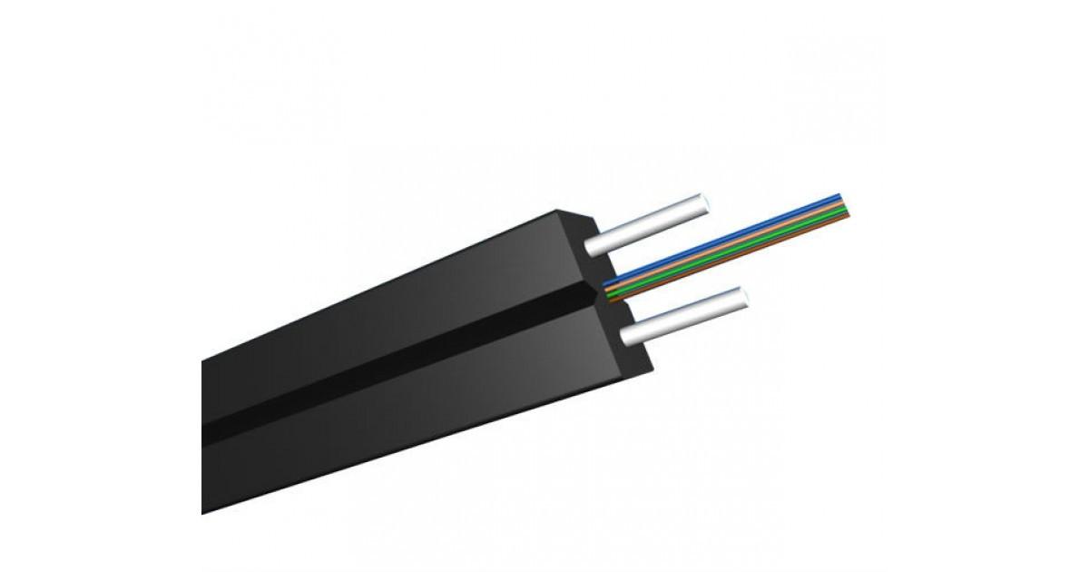 ОКАД-Д(0,1)Пнг-HF-4Е7 волоконно-оптический FTTH
