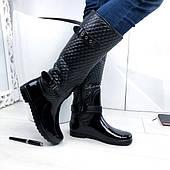 Женская резиновая обувь (Сапоги, полусапоги)