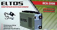 Инверторный сварочный аппарат Eltos ИСА-300И (картонная упаковка) Доставка из Харькова
