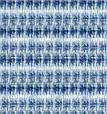Ткань для штор c абстрактным узором бело-голубого цвета, фото 2